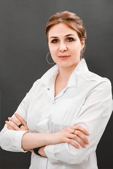 Северинова Екатерина Андреевна