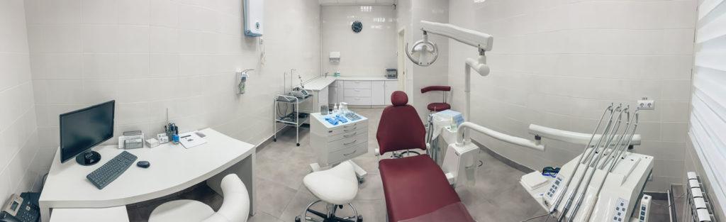 Кабинет врача-стоматолога-хирурга