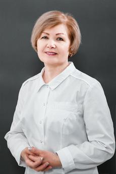 Черепанова Светлана Ивановна